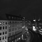 Blick auf Hamburg beim MeetUp.